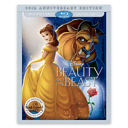 You Can Pre-Order The 25th Anniversary Edition of Beauty And the Beast And New Clothes and Other Items Now! 1