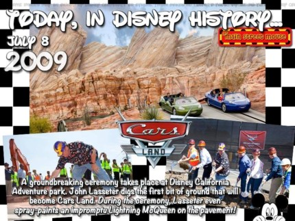 Today In Disney History ~ July 8th (With Video) 1