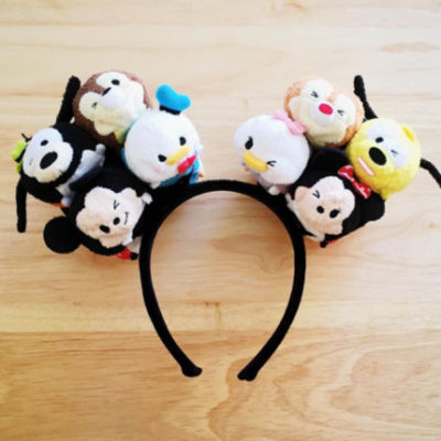 Tsum Tsum Mickey Ear Craft 1