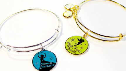 ALEX AND ANI 'Words Are Powerful' Bangles Continue Their Message at Disney Parks 2
