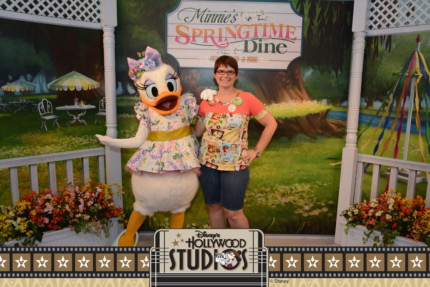 Adult Dining with Character: Minnie's Seasonal Dine at Hollywood and Vine 28