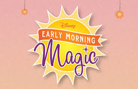 Disney Early Morning Magic Extended At The Magic Kingdom And Coming to Hollywood Studios! 1