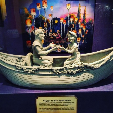 The Shanghai Disney Exhibit at Epcot's World Showcase! Take a Look! 4