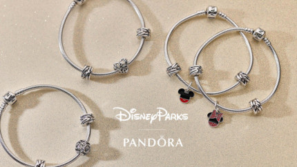Start a PANDORA Jewelry Collection with Iconic Gift Sets from Disney Parks 32