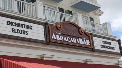 First Look Inside AbracadaBar at Disney's BoardWalk 22