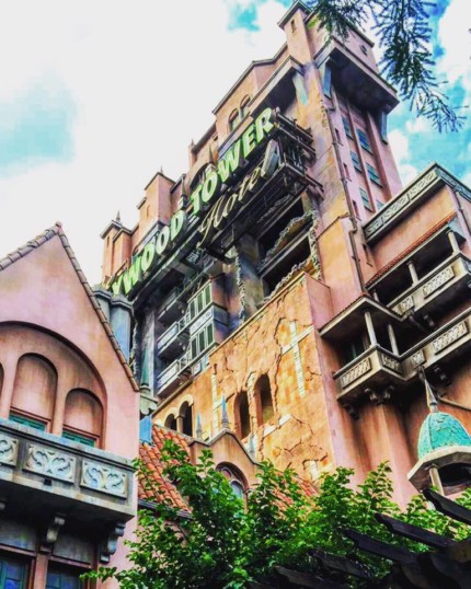 Drop by the Hollywood Tower Hotel to Take Home an Otherworldly Keepsake 33