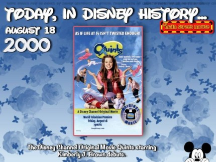 Today In Disney History ~ August 18th 4