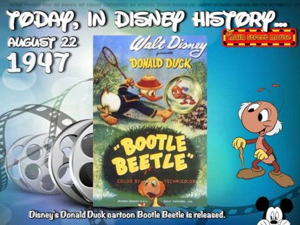 Today In Disney History ~ August 22nd 3