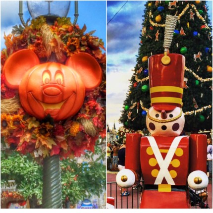 Halloween or Christmas? Which do you prefer at Disney? (Main Streeter Input) 1