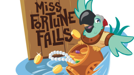 New 'Miss Fortune Falls' Attraction Coming to Disney's Typhoon Lagoon Spring 2017 5