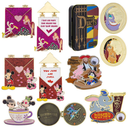 New Pins Coming to Disney Parks in Late Summer 2016 3