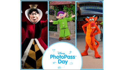 Celebrate Disney PhotoPass Day Tomorrow, August 19 28