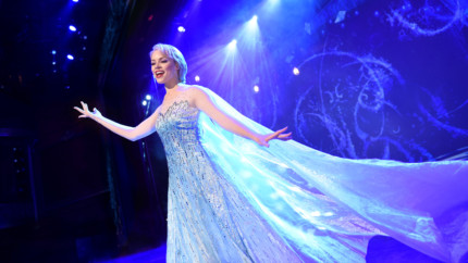 'Frozen, A Musical Spectacular' Takes the Stage at Disney Cruise Line 8