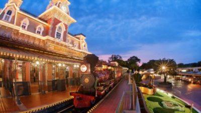 Walt Disney World Railroad 1