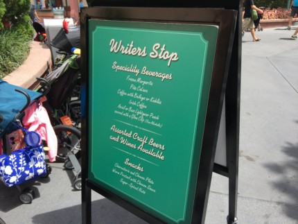 What's Good at the Writers Stop, Hollywood Studios? 1
