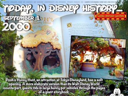 Today In Disney History ~ September 1st 6