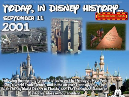Today In Disney History ~ September 11th 5