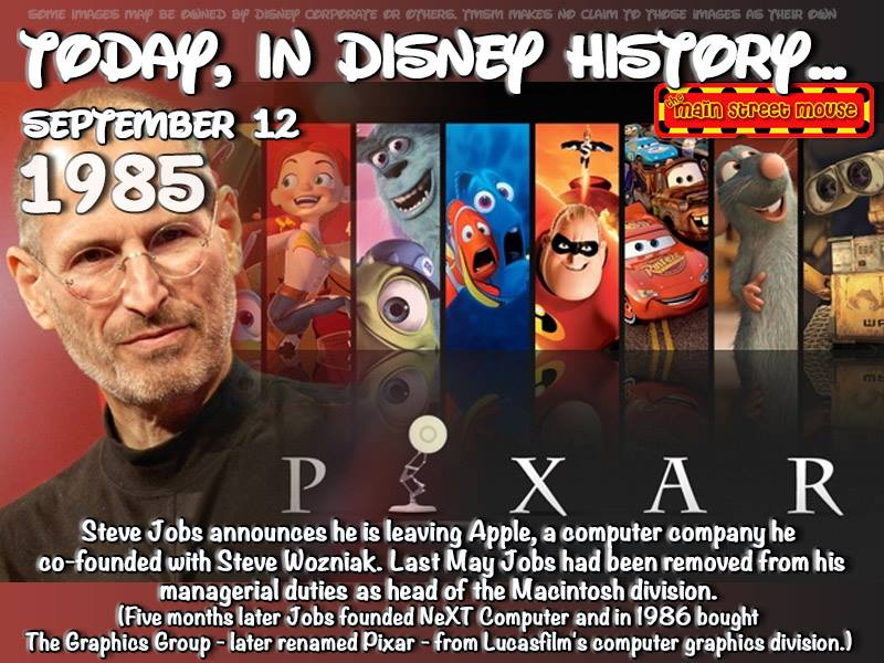 Today In Disney History ~ September 12th 4