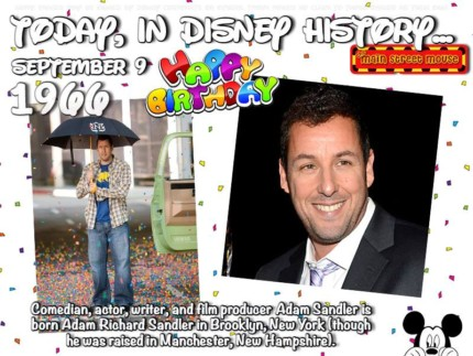 Today In Disney History ~ September 9th 3