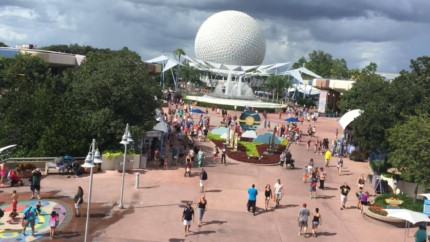 Disney Permit Signals Future Work at Epcot 21
