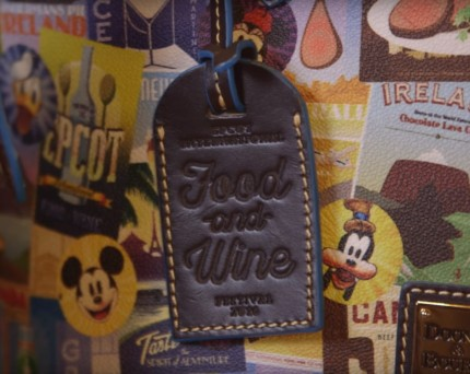 2016 Epcot International Food & Wine Festival Merchandise Preview Including Pandora and Dooney & Bourke 1