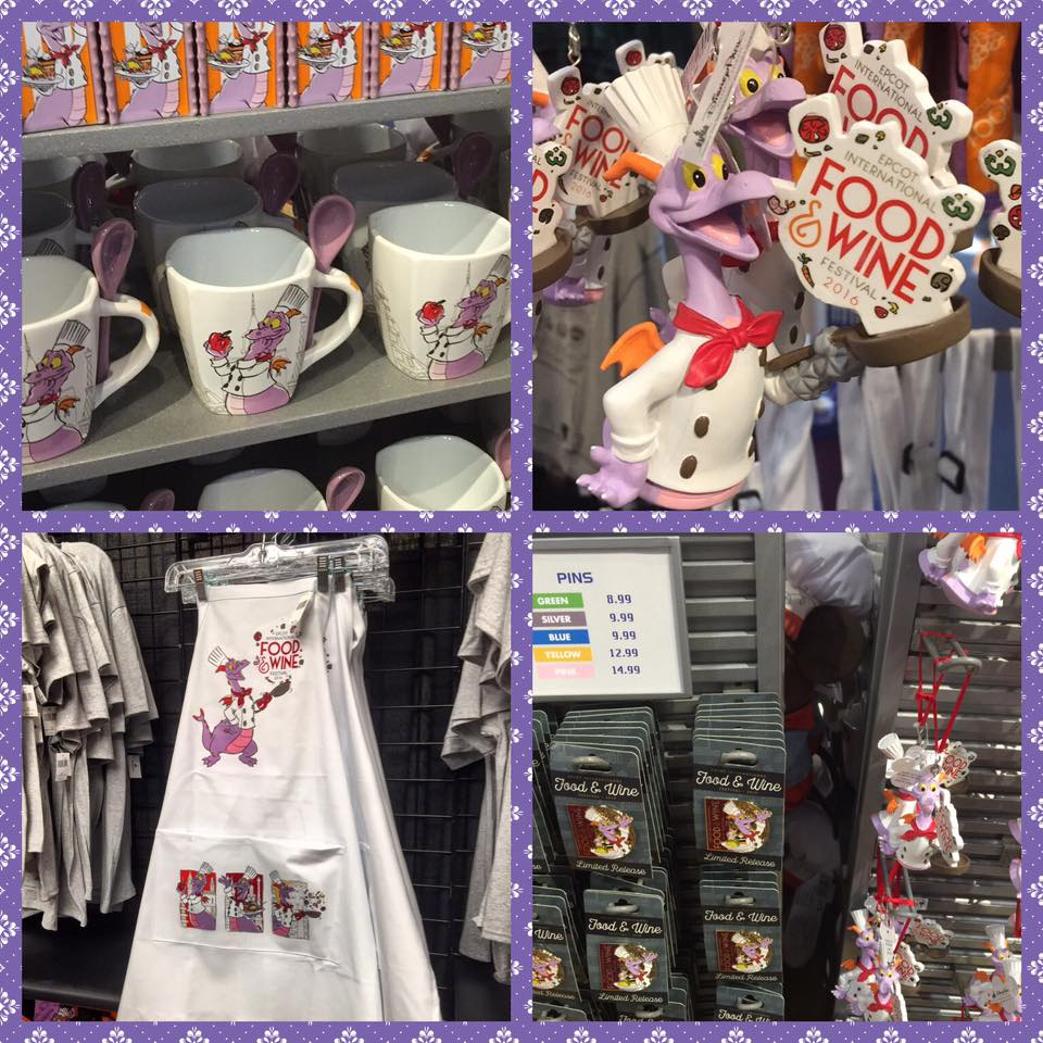 Epcot's Food and Wine Festival, New Merchandise! Take a Look! 3