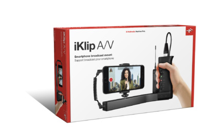 Product Review iKlip A/V from IK Multimedia 14