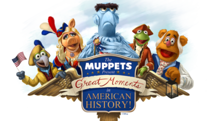 The Muppets Present… Great Moments in American History Debuts October 2 at Magic Kingdom 8