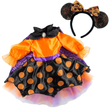 Enjoy a Limited Time Offer at Bibbidi Bobbidi Boutique During Mickey's Halloween Party at Disneyland Park 1