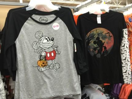 Disney Halloween Shirts at Walmart 19