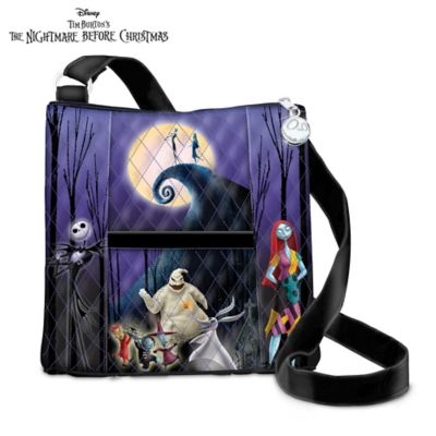 Nightmare Before Christmas Quilted Handbag from the Bradford Exchange! 16
