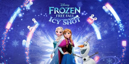 Frozen Free Fall: Icy Shot ~ New Mobile Game Launches Today 1