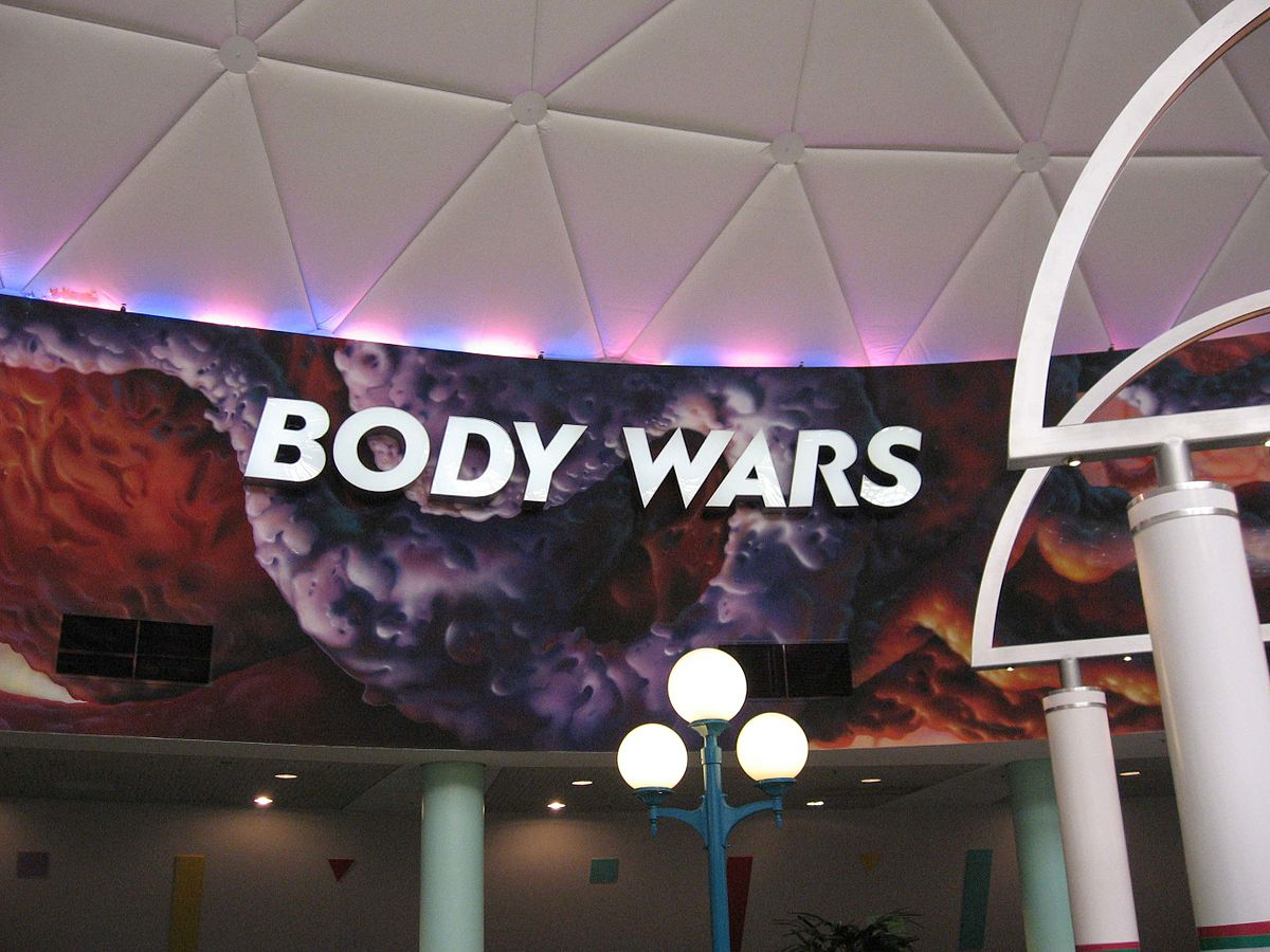 Disney Graveyard: Body Wars ~ Do You Remember? 1