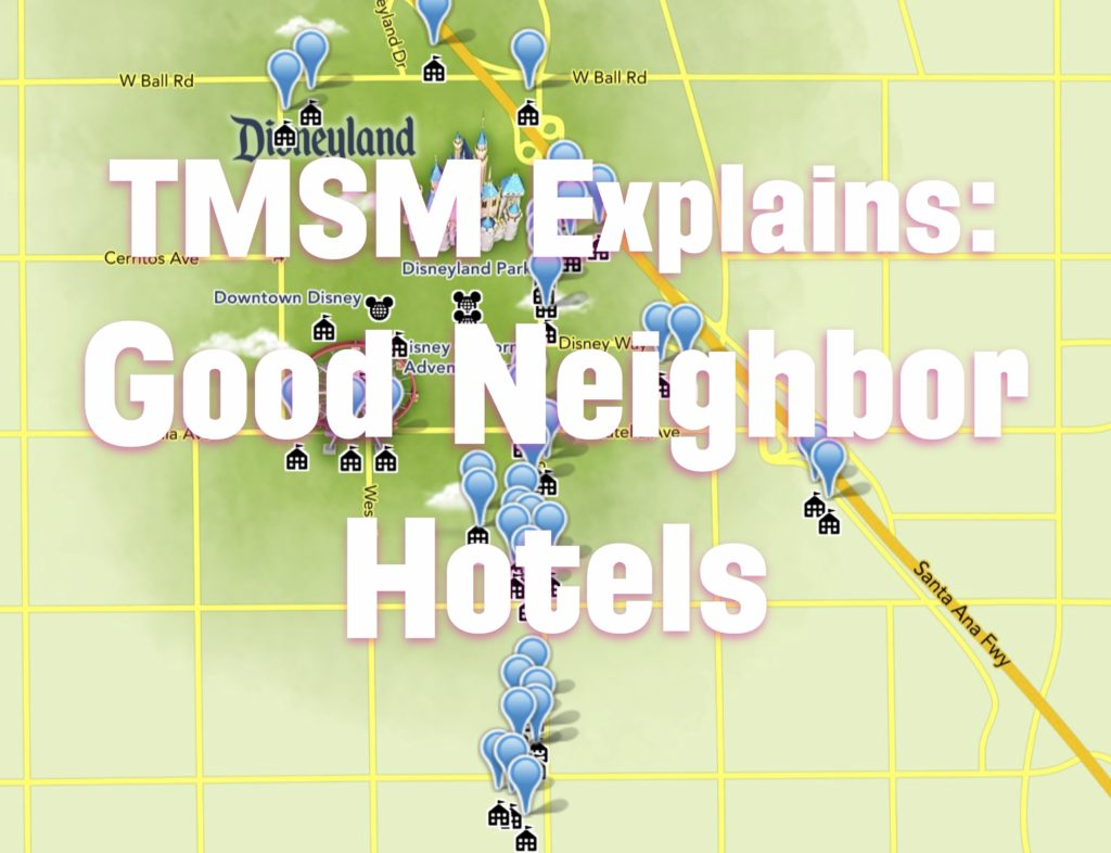Tmsmexplainsgoodneighbor Good Neighbor Hotels Are A Topic That Can Confuse Disney