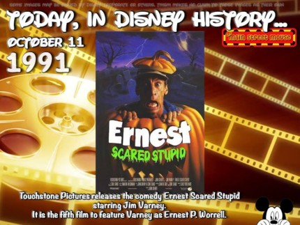 Today In Disney History ~ October 11th 3