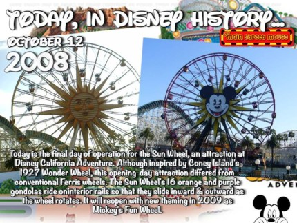 Today In Disney History ~ October 12th 5