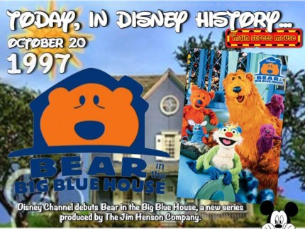 Today In Disney History ~ October 20th 4
