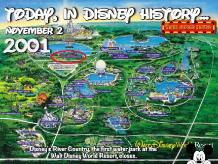 Today In Disney History ~ November 2nd 5