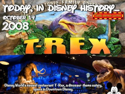 Today In Disney History ~ October 14th 5