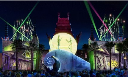 New Hollywood Studios Holiday Nighttime Event Announced 14