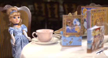 """Royal Court Royal Tea"" Coming Soon To All Disney Cruise Line Ships 5"