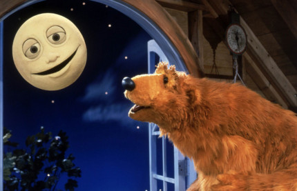 Flashback Friday ~ Bear in the Big Blue House, What those memories mean... 1