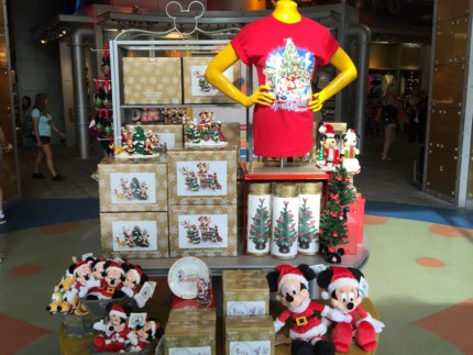 Christmas Merchandise Hits Walt Disney World! 50