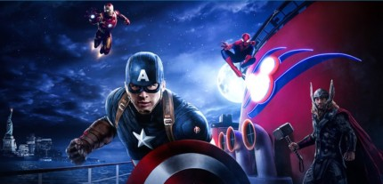 New Marvel Day At Sea Coming To Disney Cruise Line In Fall 2017 2