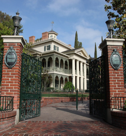 Haunted Mansion History Part One 14