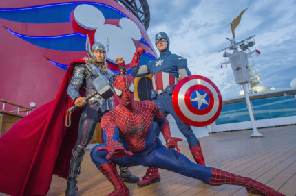 Star Wars Day at Sea and Marvel Day at Sea Returning in 2019 #disneycruise 7