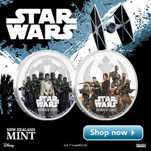 Star Wars Rogue One Coins From New Zealand Mint 4