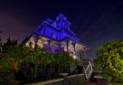 Haunted Mansion History Part 4 1
