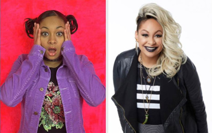 Raven-Symoné Leaving 'The View' for 'That's So Raven' Spin-Off 2