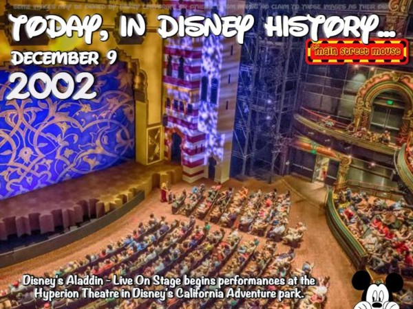 Today In Disney History ~ December 9th 4